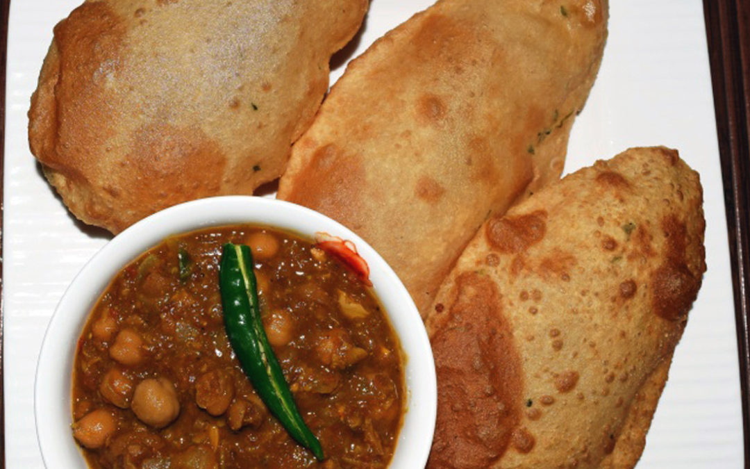 Bhature Recipe | How to make Bhature with step by step recipe