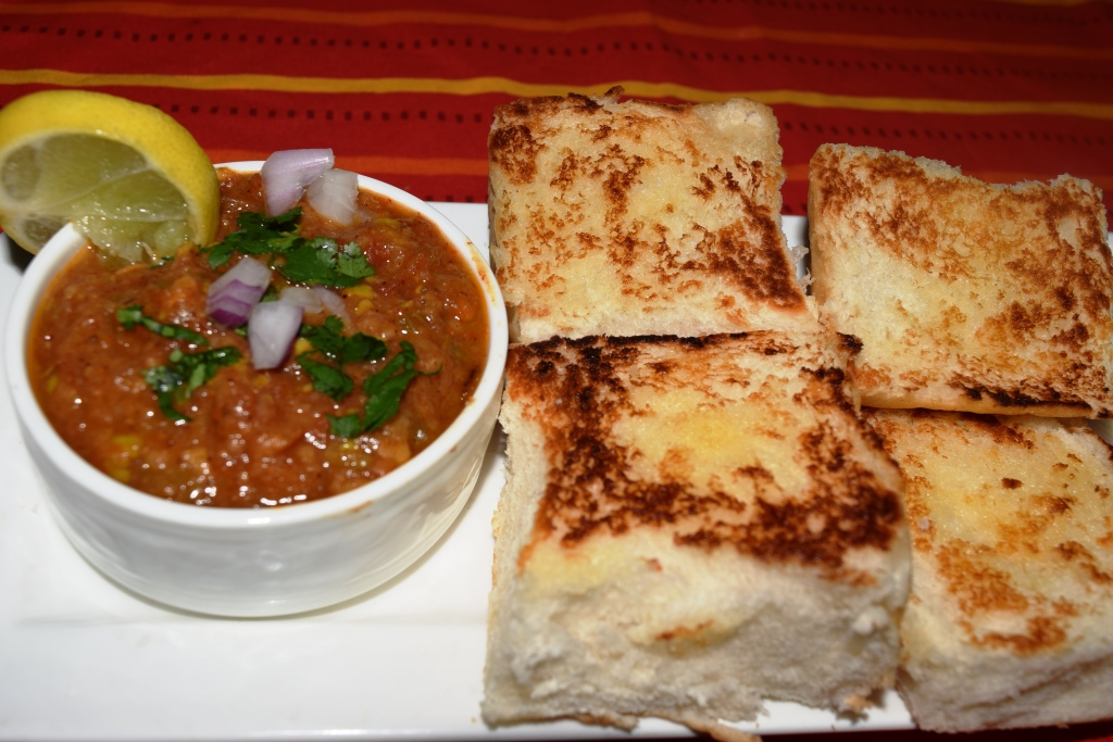 Pav-Bhaji Recipe | How To Make Pav Bhaji At Home