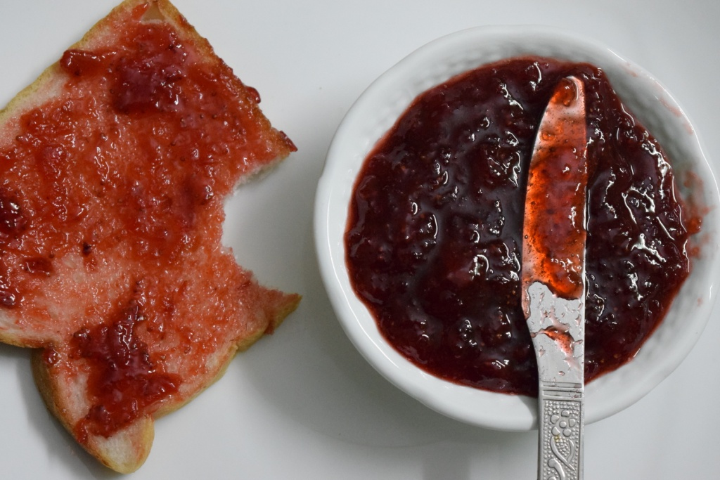 Strawberry Jam or Conserve