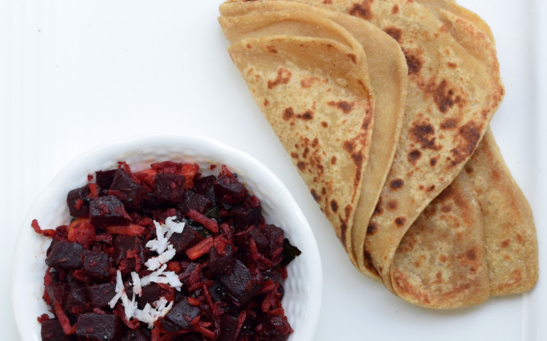Beetroot Poriyal (Stir Fry) Recipe