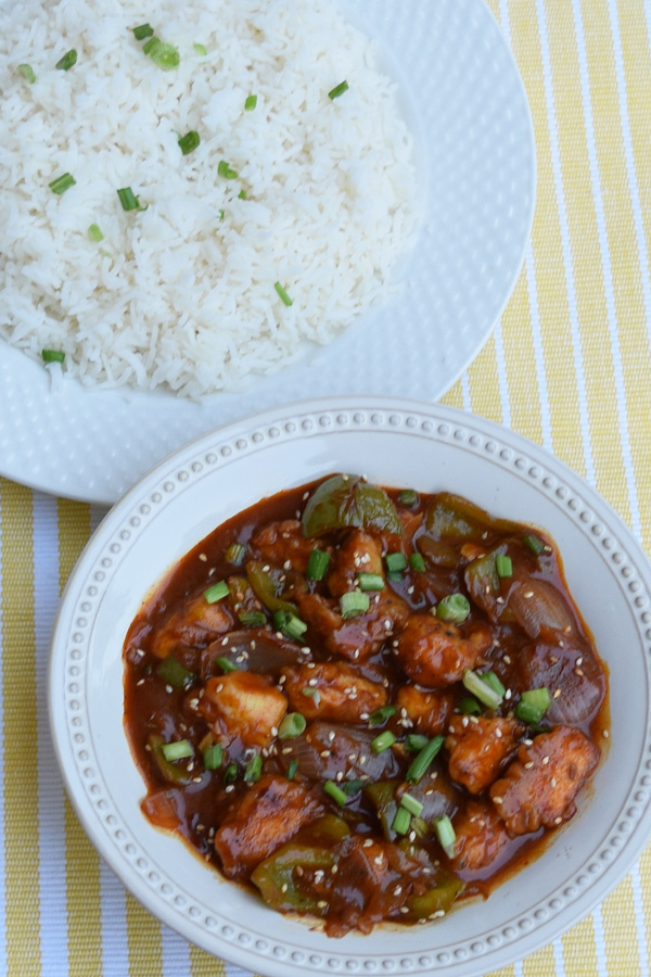Chilli paneer recipe how to make delicious indian chinese chilli chilli paneer recipe forumfinder Images