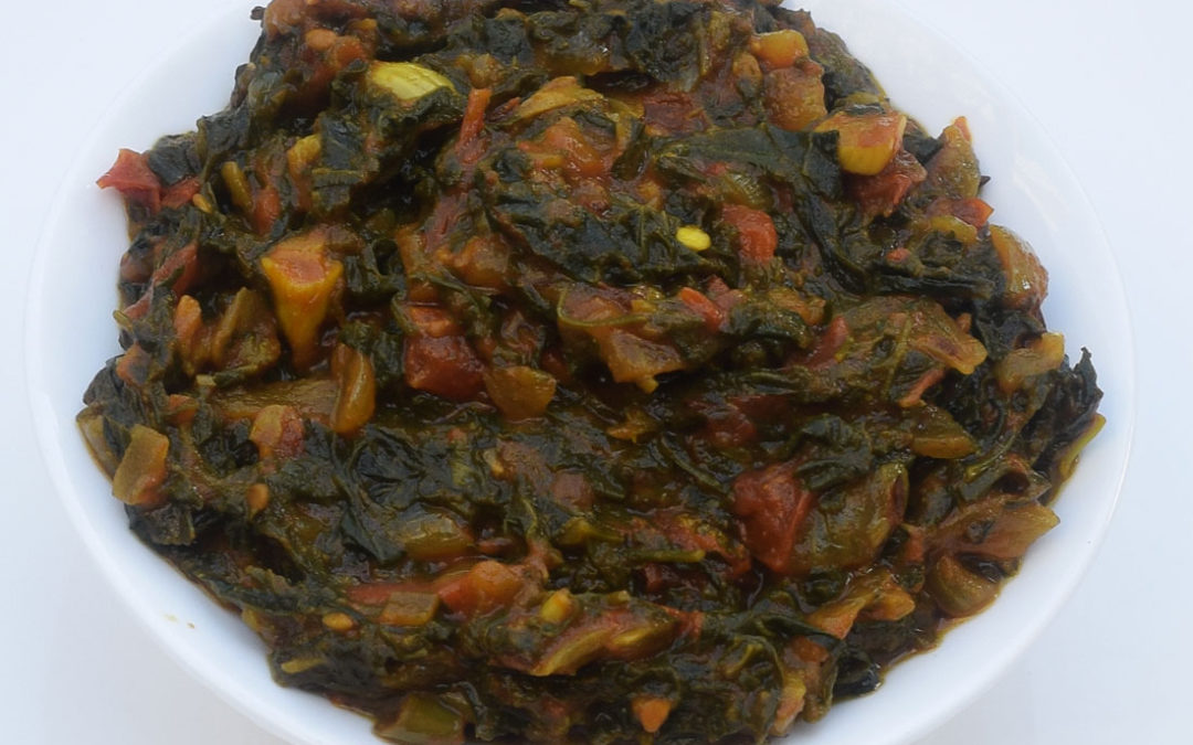 Bathua Saag | How to make healthy and nutritious Tamatar Bathua Saag