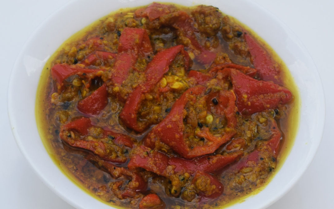 Red Chilli Pickle Recipe | how to make Lal Mirch ka Achar