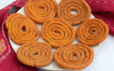 Leftover Rice Chakli | How to make delicious Chakli from leftover rice